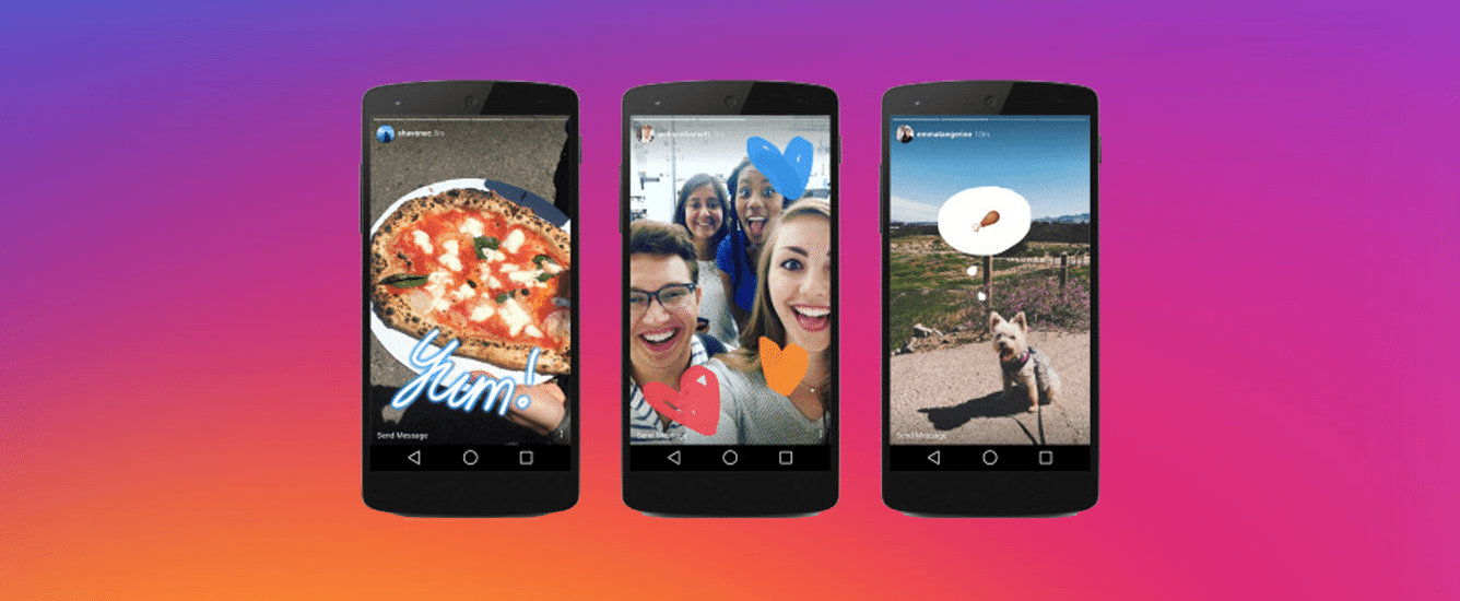 """Instagram Update Proves they're Serious About """"Stories"""""""