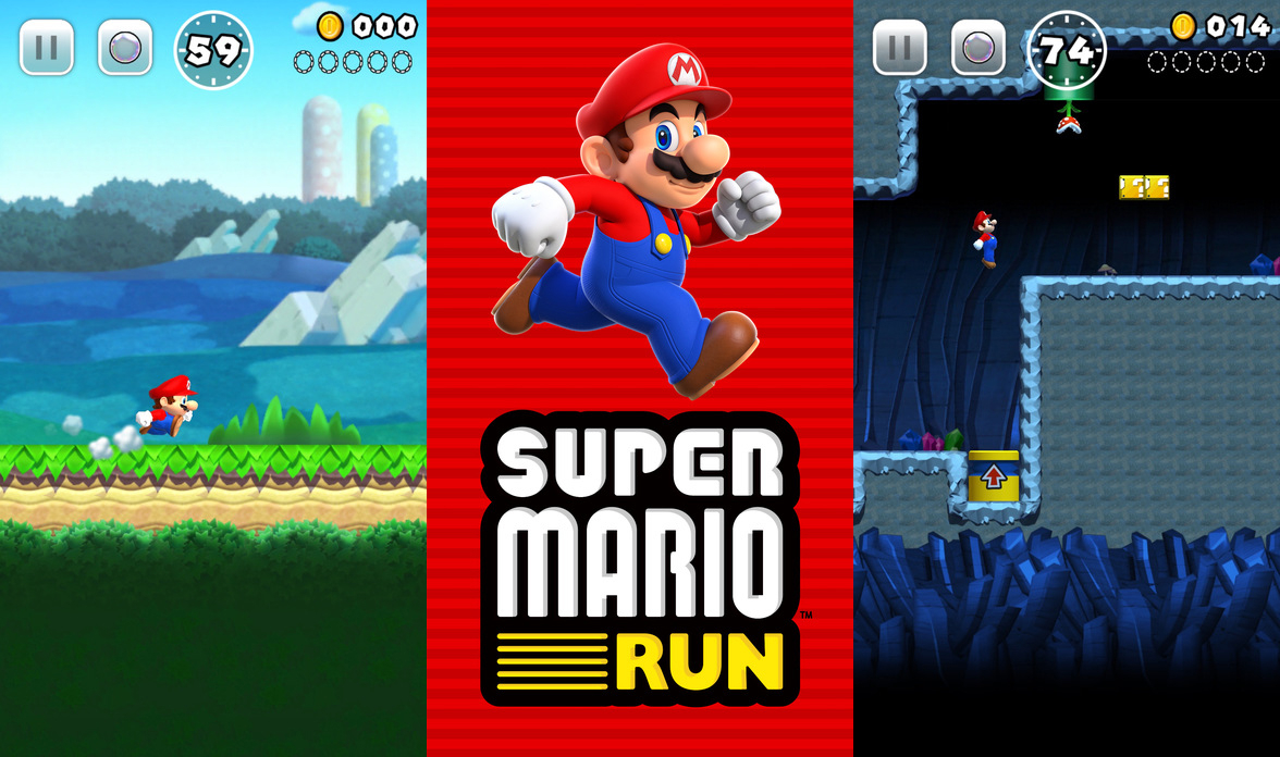What Parents Need to Know About Super Mario Run