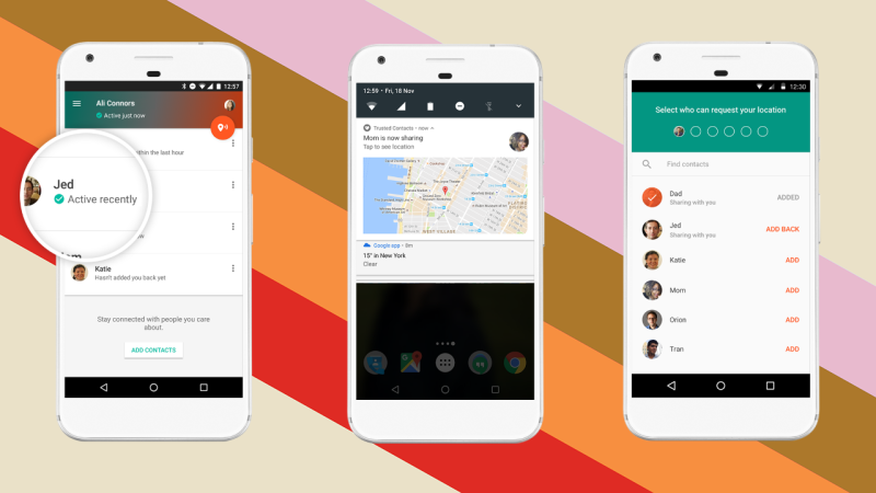 Trusted Contacts by Google Is a Great Idea for Parents