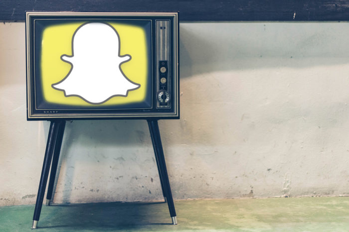 Original TV Content in Snapchat is a Sign of the State of Social Media
