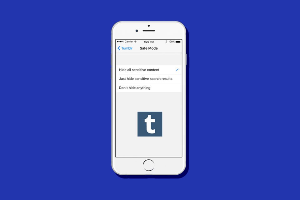 "Tumblr's New ""Safe Mode"" isn't All That Safe – Family Tech Blog"